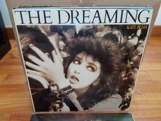 Kate Bush The Dreaming Vinyl LP Original Pressing Rare