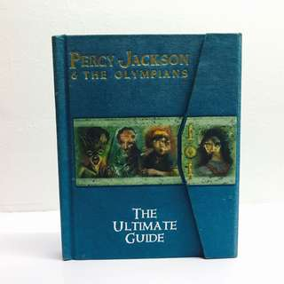 Percy Jackson & The Olympians The Ultimate Guide