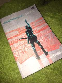 Underground a novel by Ika Natassa