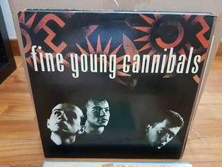 Fine Young Cannibals Vinyl LP Original Pressing Rare