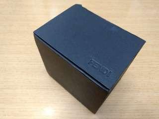 FENDI 重金屬手飾盒