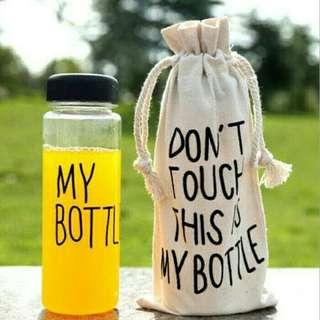 My bottle 500ml (free pouch)