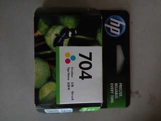 HP 704 cartridge