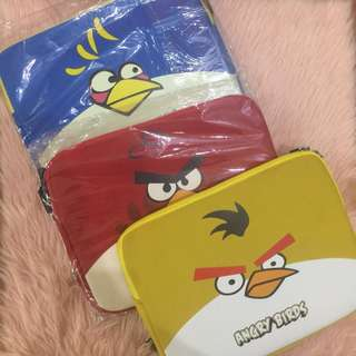 ANGRY BIRDS TABLET POUCH
