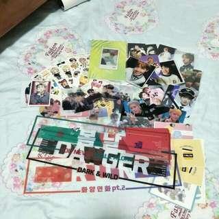 bts, seventeen, exo & more grab bags!!