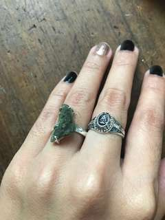 Moldavite ( Czech Republic)