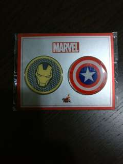 Marvel Pin from Standard Chartered Bank