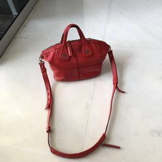 GIVENCHY NIGHTINGALE MICRO RED