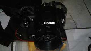 Camera canon mulus