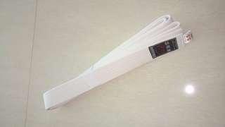 Tokaido Japan white belt