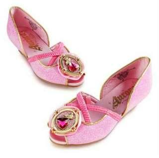 Aurora disneystore kids shoes