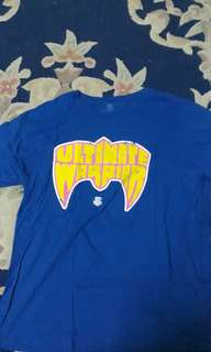WWE ULTIMATE WARRIOR AUTHENTIC