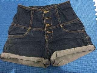 Short jeans upgrade