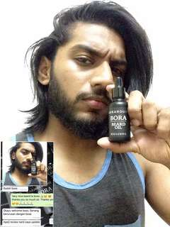 Bora Beard Oil