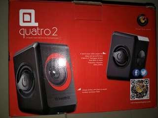 Quatro 2 speaker