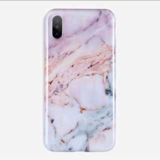 Hue marble glossy imd case iPhone 5 5s se 6 6s plus 7 8