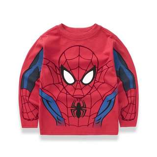 Spiderman top