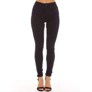 Lee Mid Licks Indigo Skinny Jeans