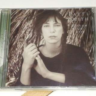 CD Patti Smith - Dream of Life Japan Press edition