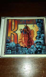 Kula Shaker Debut CD Album Hey Dude, Govinda tracks Alternative Rock Pop