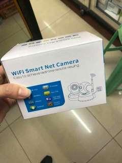 Wifi net camera