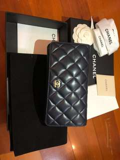Chanel Wallet 100% real