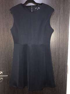 Zalora dress size xl uk14