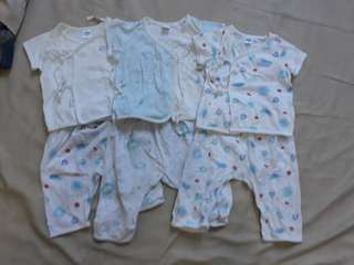 Enfant Pyjamas (take all for 280)