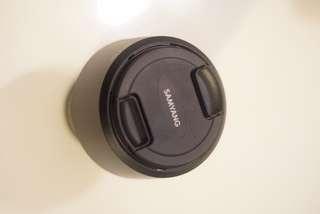 Samyang 85mm 1.4 Sony FE/E mount