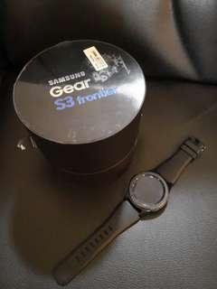 Samsung gear s3 frontier lite