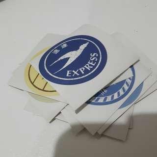Sticker Pack of 15