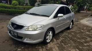 Honda New City 1.5 Vtec Thn 2008 Matic Siap Pakai