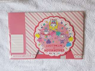 Sanrio My Melody Japan x Sailor Moon Document Holder