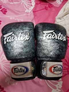 Fairtex Emerald Gloves Limited Edition 14oz