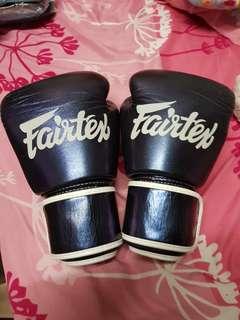 Fairtex Auru Gloves Limited Edition 14oz