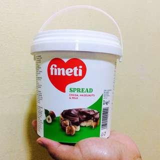 Fineti Hazelnut Choco Spread