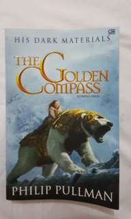 "His Dark Materials "" The Golden Compass "" - Philip Pullman"