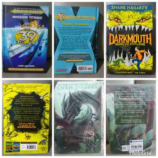 Children Story Book (3 books)