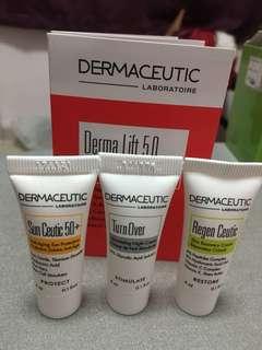 Dermaceutic Sun Ceutic / turn over/ Regen Ceutic / lifting serum