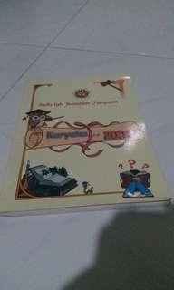 Preloved💖 JYPS malay book