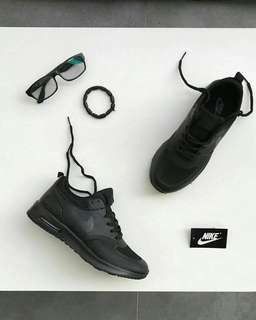 AIRMAX THEA ALL BLACK RM85sm / RM90ss Size 41 - 45