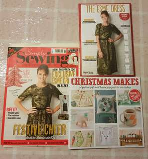 Simply Sewing magazine