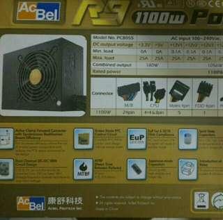 AcBel 1100W 火牛
