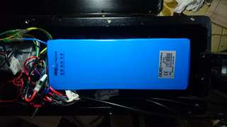 New 48v 10ah battery price reduced