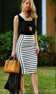 🌞Terno top and skirt
