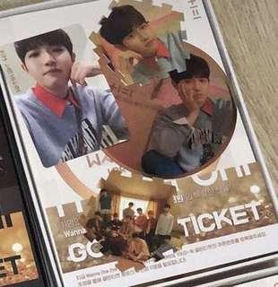 Wanna One (Day Ver.)在奐Set