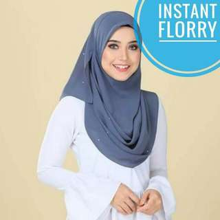 Instant Bawal 2 Muka Florry (PO)