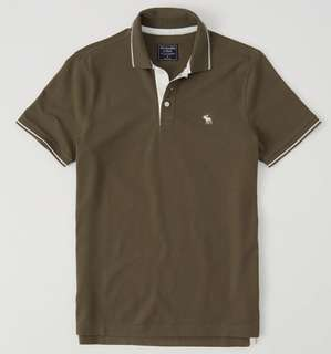 Abercrombie and fitch polo