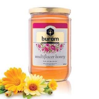 歐洲蜂巢蜜品牌 Buram Multiflower Honey 500G 百花蜜