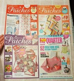 Pretty Patches, Fat Quarters